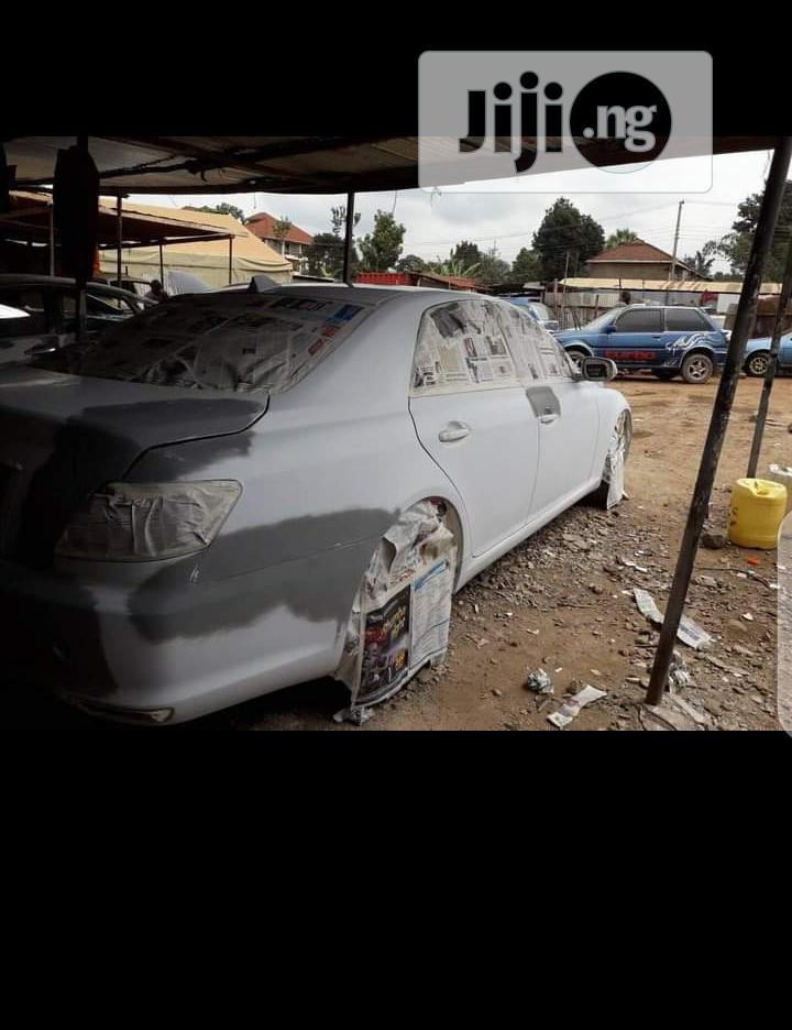 Proffesional Car Spray Paint Job   Automotive Services for sale in Port-Harcourt, Rivers State, Nigeria