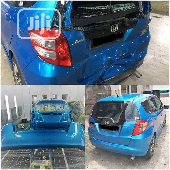Proffesional Car Spray Paint Job