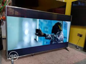 LG 75 Inches UHD 4k Smart With Bluetooth Web OS 4.1 | TV & DVD Equipment for sale in Lagos State, Alimosho