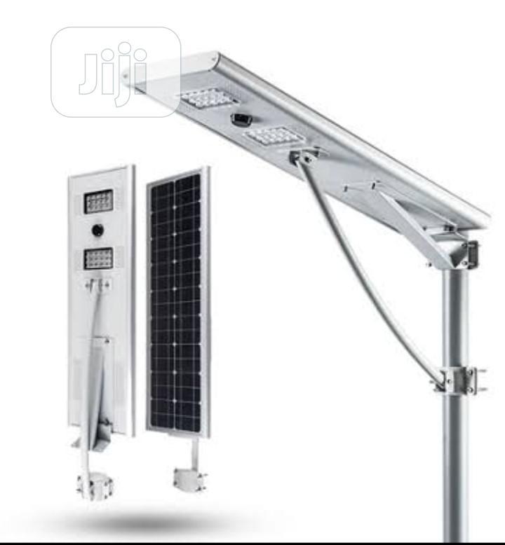High Performance All in One Solar Street Light