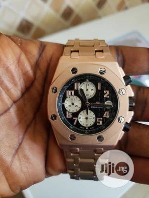 Audemars Piguet Wristwatch Stainless Steel | Watches for sale in Oyo State, Ibadan