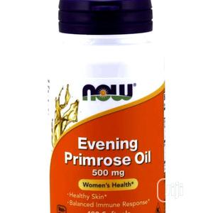 NOW EVENING PRIMROSE OIL - Healthy Skin Immune Boost   Vitamins & Supplements for sale in Lagos State, Victoria Island