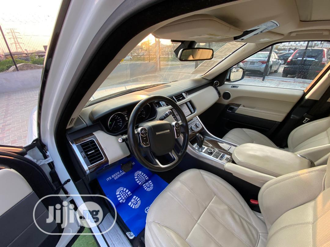Land Rover Range Rover Sport 2014 White | Cars for sale in Ikoyi, Lagos State, Nigeria