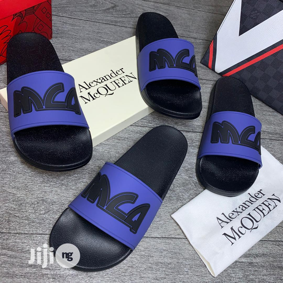 Alexander Mcqueen And Other Designs Slide Available
