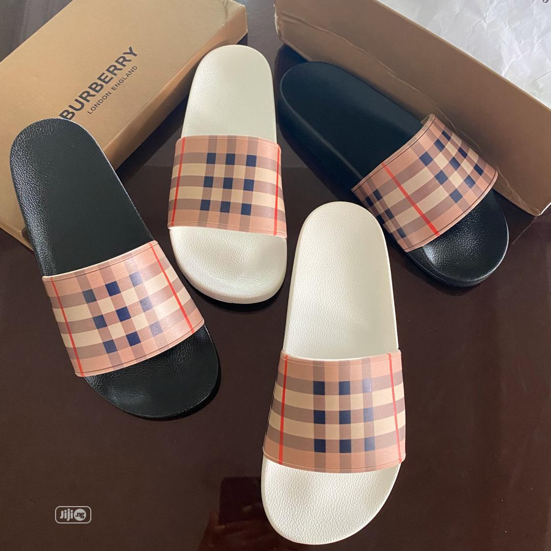 Alexander Mcqueen And Other Designs Slide Available | Shoes for sale in Lagos Island (Eko), Lagos State, Nigeria