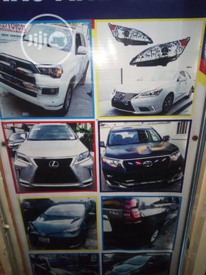 Upgrade Your Car And Jeep From 2008 To 2019 Model   Automotive Services for sale in Lagos State, Mushin