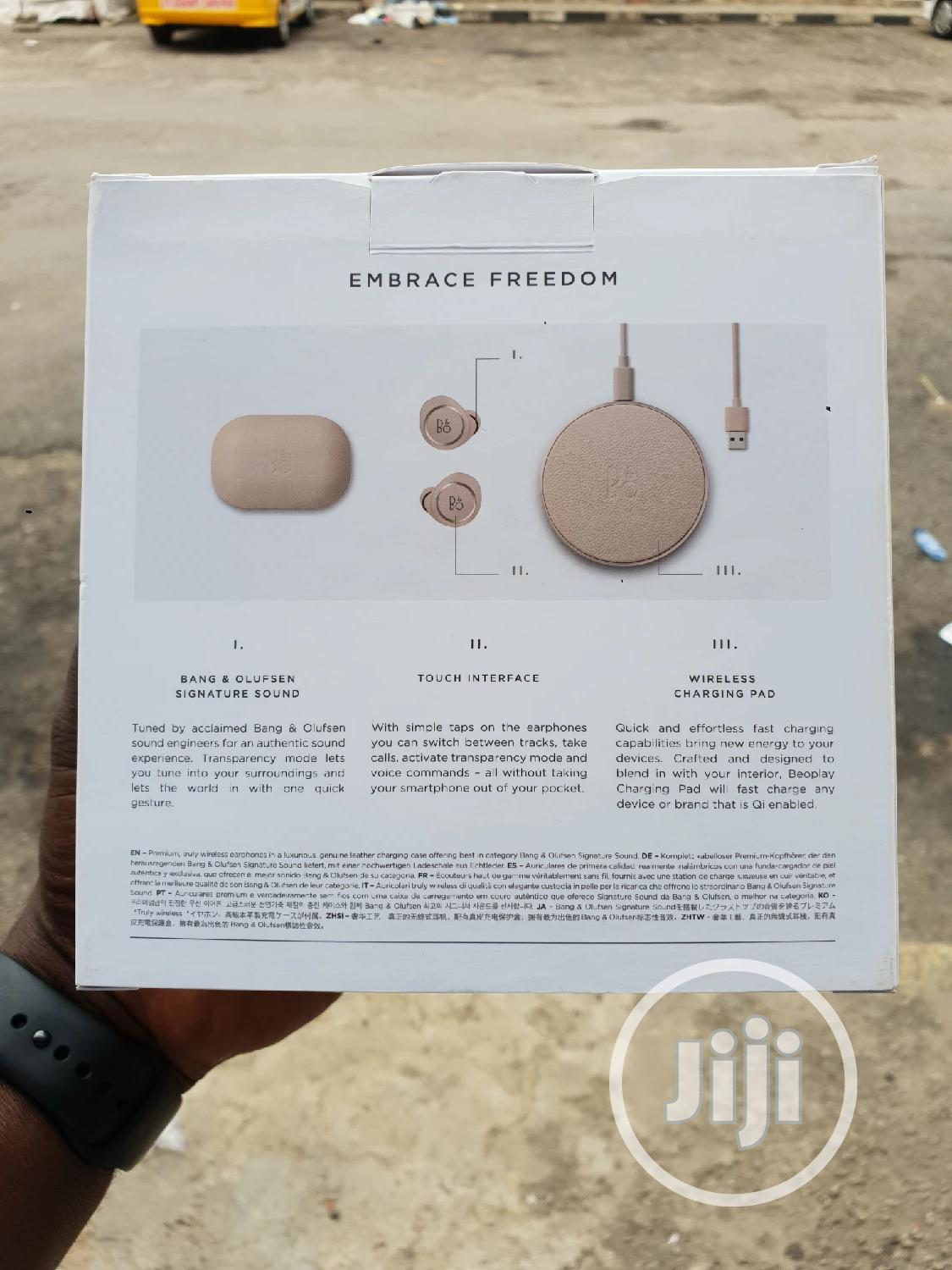 Bang & Olufsen E8 2.0 Wireless Earbuds 100% Original | Headphones for sale in Wuse 2, Abuja (FCT) State, Nigeria