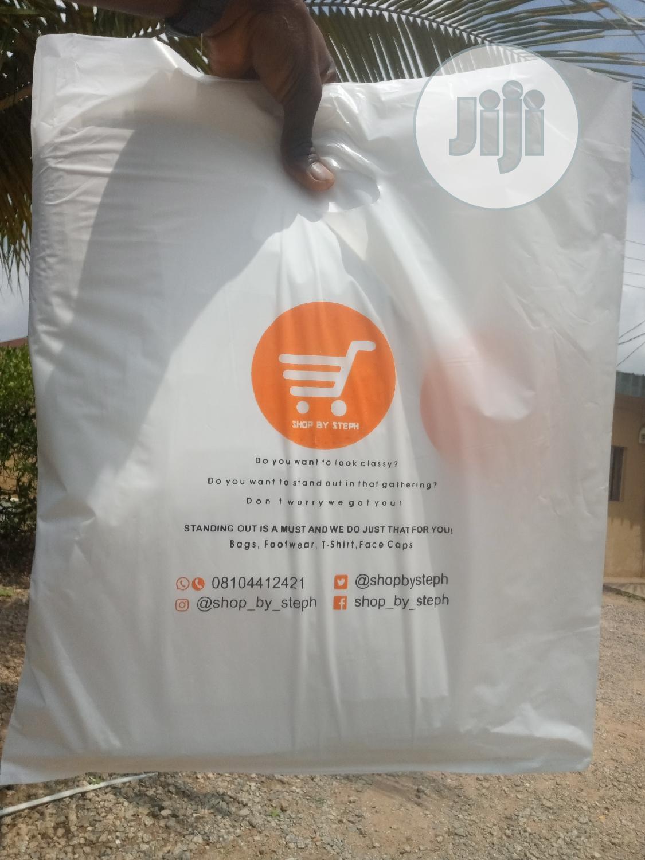 Nylon Packaging Bags Printing.
