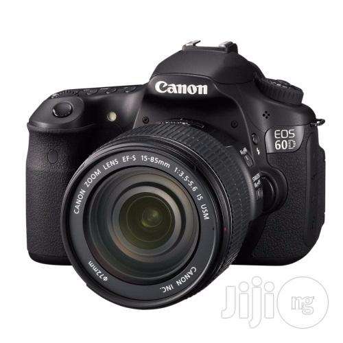 Canon EOS 60D With 18-135mm Zoom Lens Digital SLR Camera