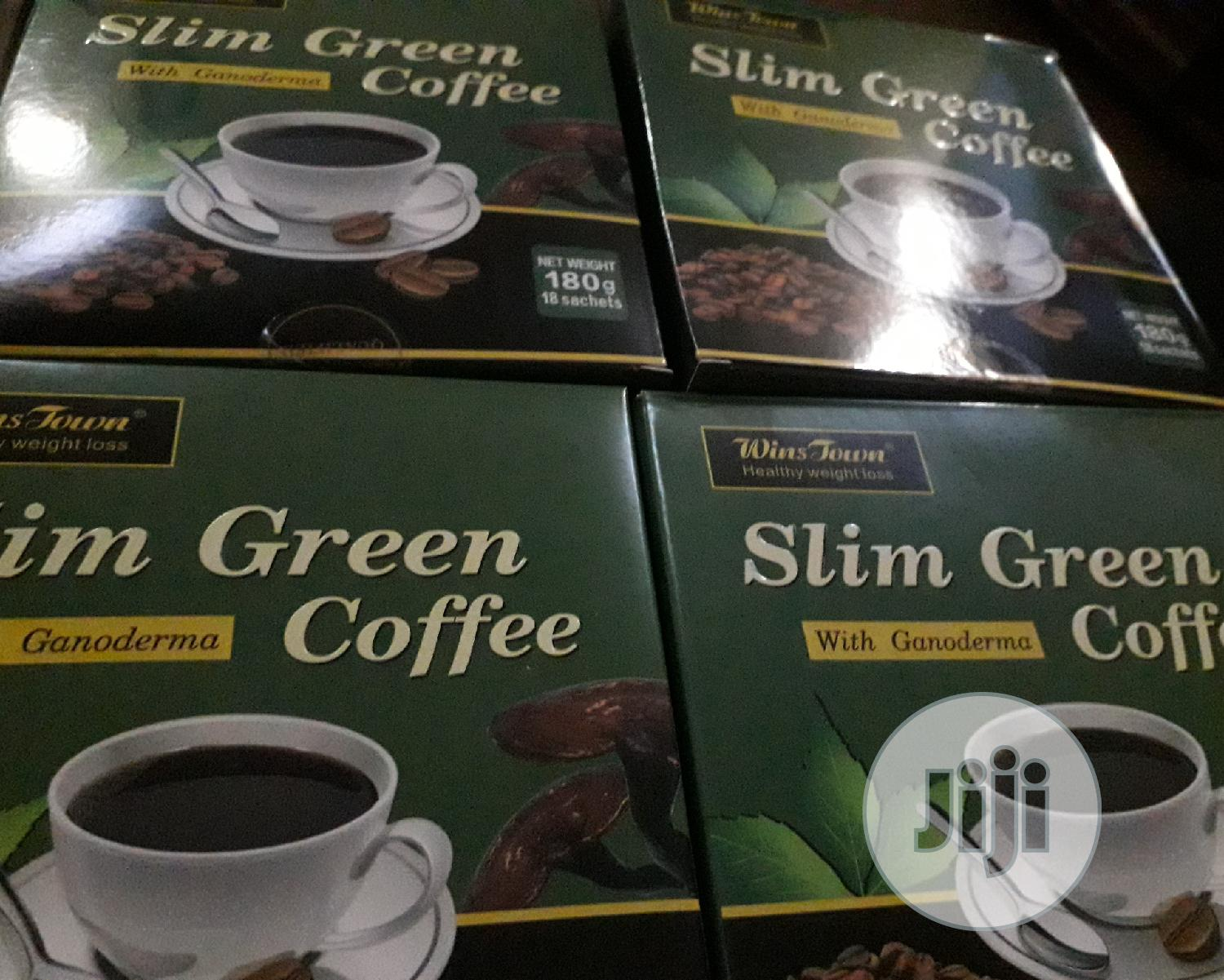 Slim Green Coffee | Vitamins & Supplements for sale in Orile, Lagos State, Nigeria