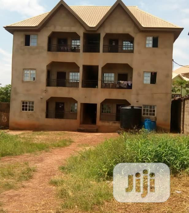 New Block 6 Flats 2 Bedrooms Each With Empty Land Infront