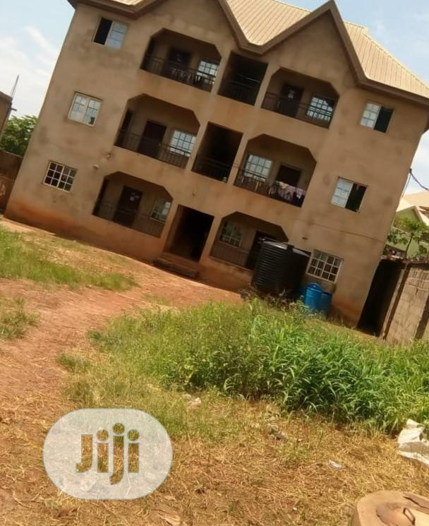 New Block 6 Flats 2 Bedrooms Each With Empty Land Infront | Houses & Apartments For Sale for sale in Enugu, Enugu State, Nigeria