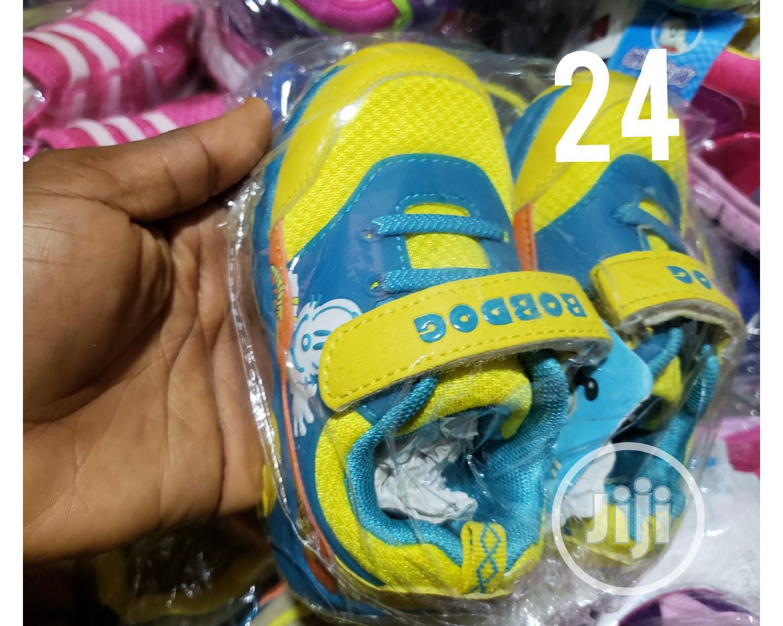 Archive: Unisex Kiddies Sneakers