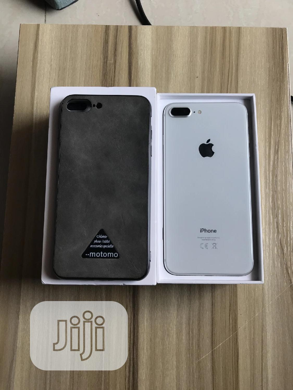 Apple iPhone 8 Plus 64 GB Silver | Mobile Phones for sale in Ikeja, Lagos State, Nigeria