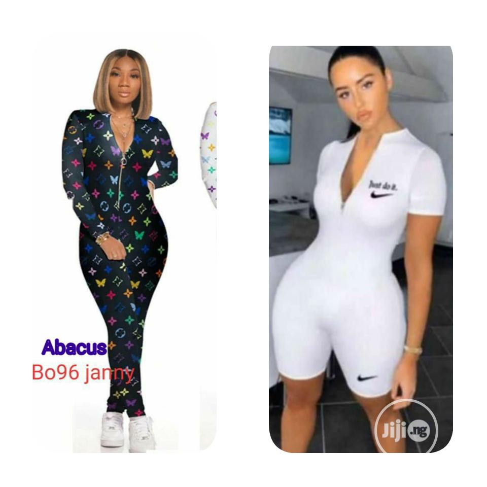 High Quality Long and Short Jumpsuit
