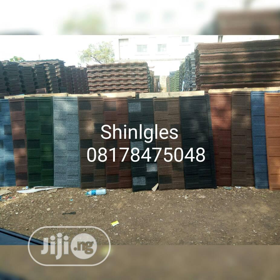 Eco Stone Coated Roofing Tiles