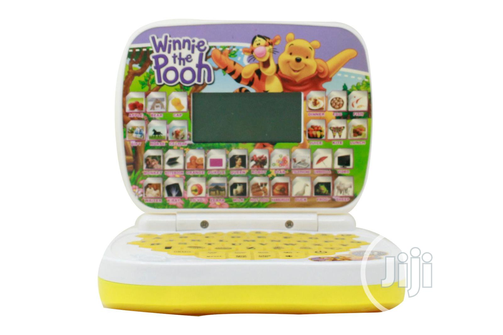Archive: Winnie the Pooh Educational Laptop