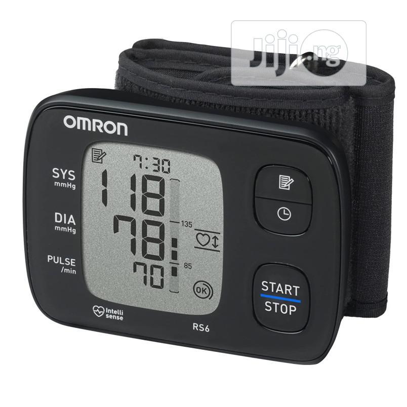 Omron RS6 Wrist Blood Pressure Monitor