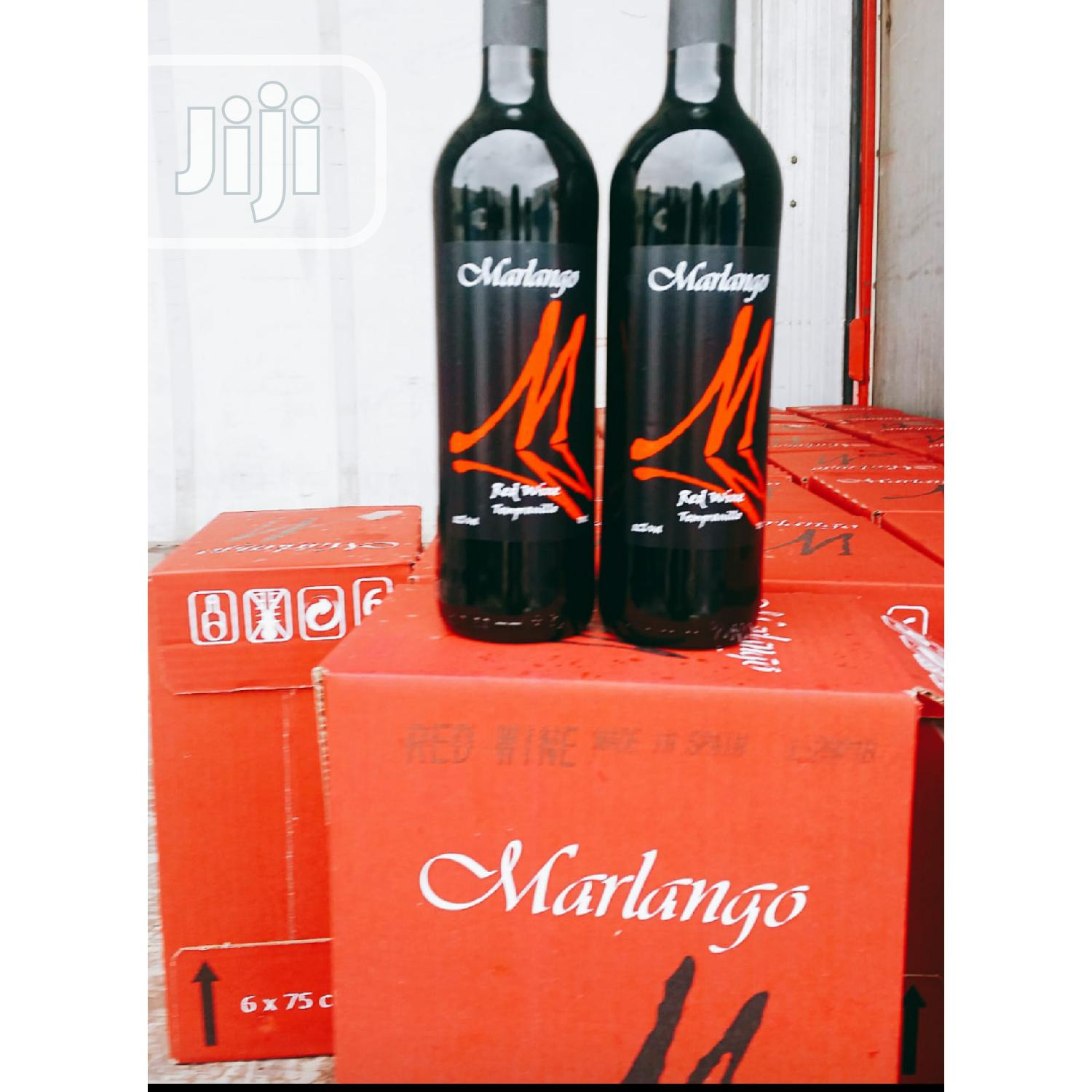 Archive: Imported Marlango Spanish Red Wine For Sale