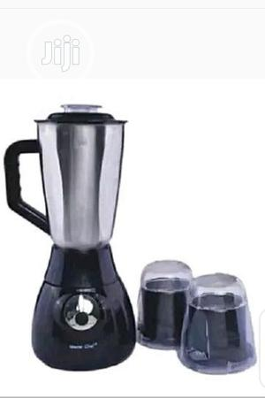 Master Chef 3 in 1 Electric Blender With Mill | Kitchen Appliances for sale in Lagos State, Ikeja