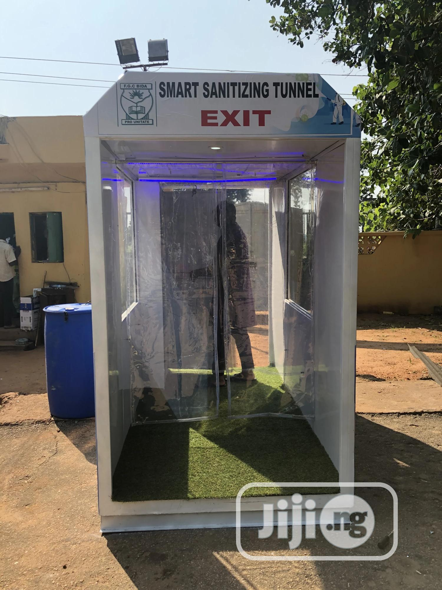 Automatic Disinfecting Chamber Sanitizing Tunnel 2 Metre | Safety Equipment for sale in Gwarinpa, Abuja (FCT) State, Nigeria