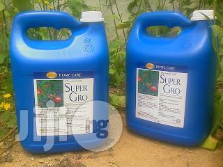 Super Gro Fertilizer For Maximun Yield & Profit