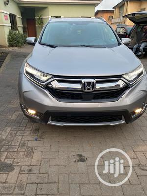 Honda CR-V 2017 Silver | Cars for sale in Lagos State, Amuwo-Odofin