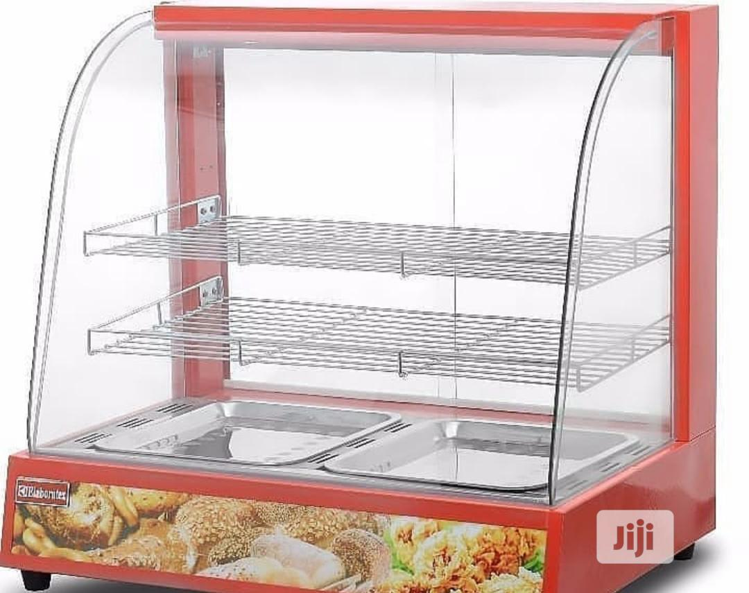 Archive: Double Step Snacks Display Warmer