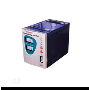 Century Automatic Voltage Stabilizer Cvr-Tub 5000va-B J11 | Electrical Equipment for sale in Lagos State, Alimosho