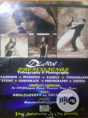 Dlaw Videography & Photos | Photography & Video Services for sale in Imo State, Owerri