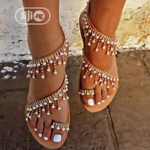 Pearl Sandals | Shoes for sale in Lagos State, Badagry