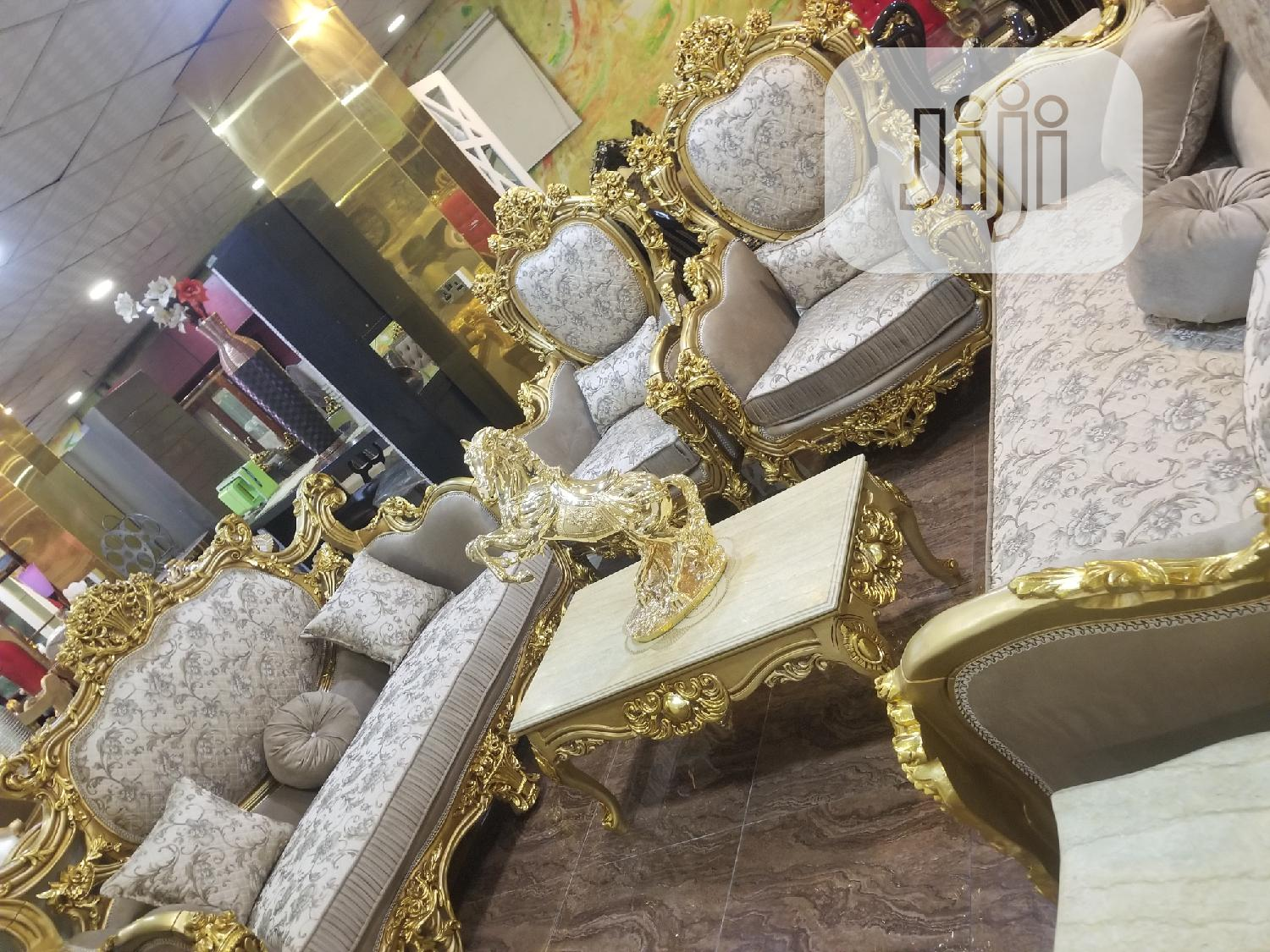 High Class Of Turkish Royal Sofa Chair Available Now