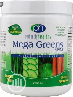 Perfectly Healthy Mega Greens | Vitamins & Supplements for sale in Lagos State, Ojo