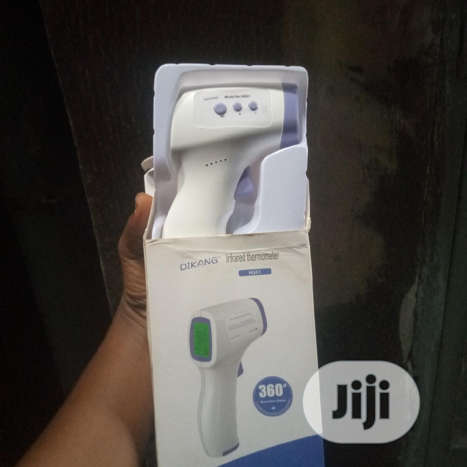 Non Contact Infrared Thermometer   Medical Equipment for sale in Ikeja, Lagos State, Nigeria