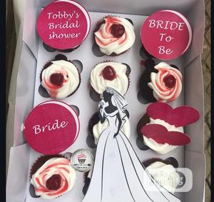 Bridal Shower Theme Cupcake   Meals & Drinks for sale in Abuja (FCT) State, Kubwa