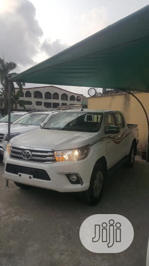 New Toyota Hilux 2020 White   Cars for sale in Lagos State, Amuwo-Odofin