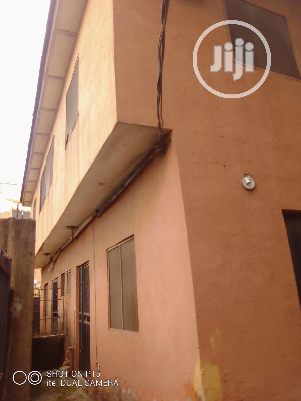 Standard 2 Unit Of 4bedroom Duplex Good For All Purpose