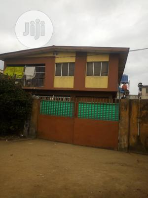 Solid 5bedroom Duplex With Two Unit 2bedroom And 2 Miniflat | Houses & Apartments For Sale for sale in Lagos State, Alimosho