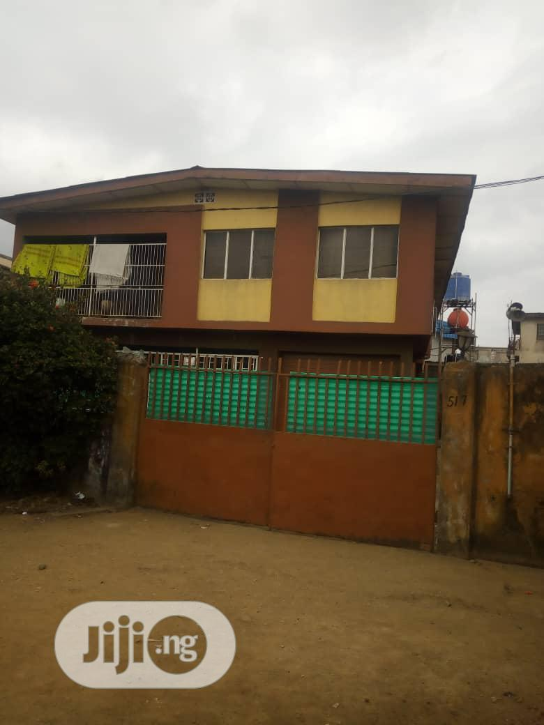 Solid 5bedroom Duplex With Two Unit 2bedroom And 2 Miniflat