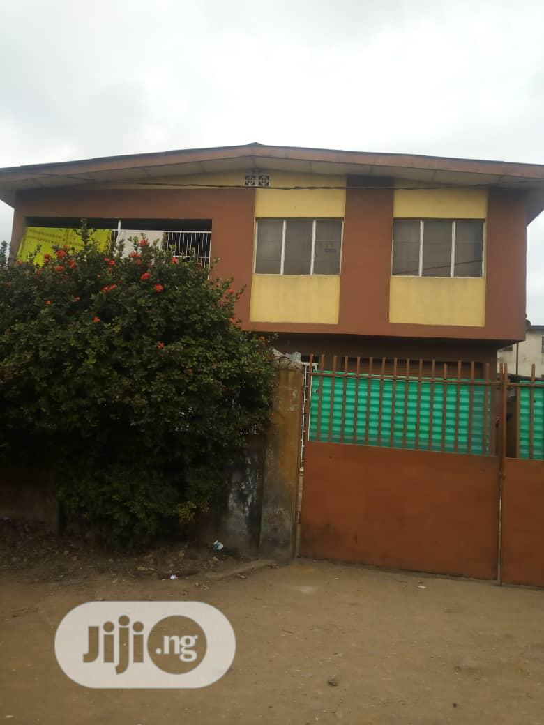 Solid 5bedroom Duplex With Two Unit 2bedroom And 2 Miniflat | Houses & Apartments For Sale for sale in Alimosho, Lagos State, Nigeria