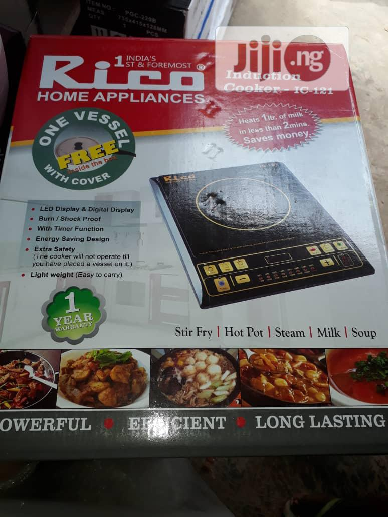 Rico Induction Cooker