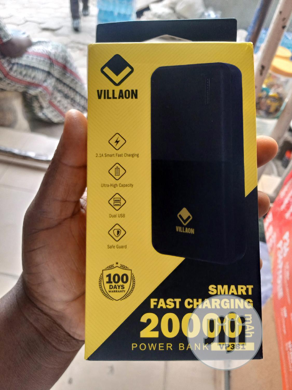 Vilanon Power Bank 20,000mah