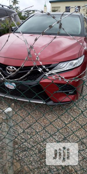 New Toyota Camry 2019 XSE V6 (3.5L V6 8A) Red | Cars for sale in Abuja (FCT) State, Gwarinpa