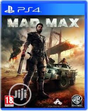 Mad Max - PS4 | Video Games for sale in Lagos State, Surulere