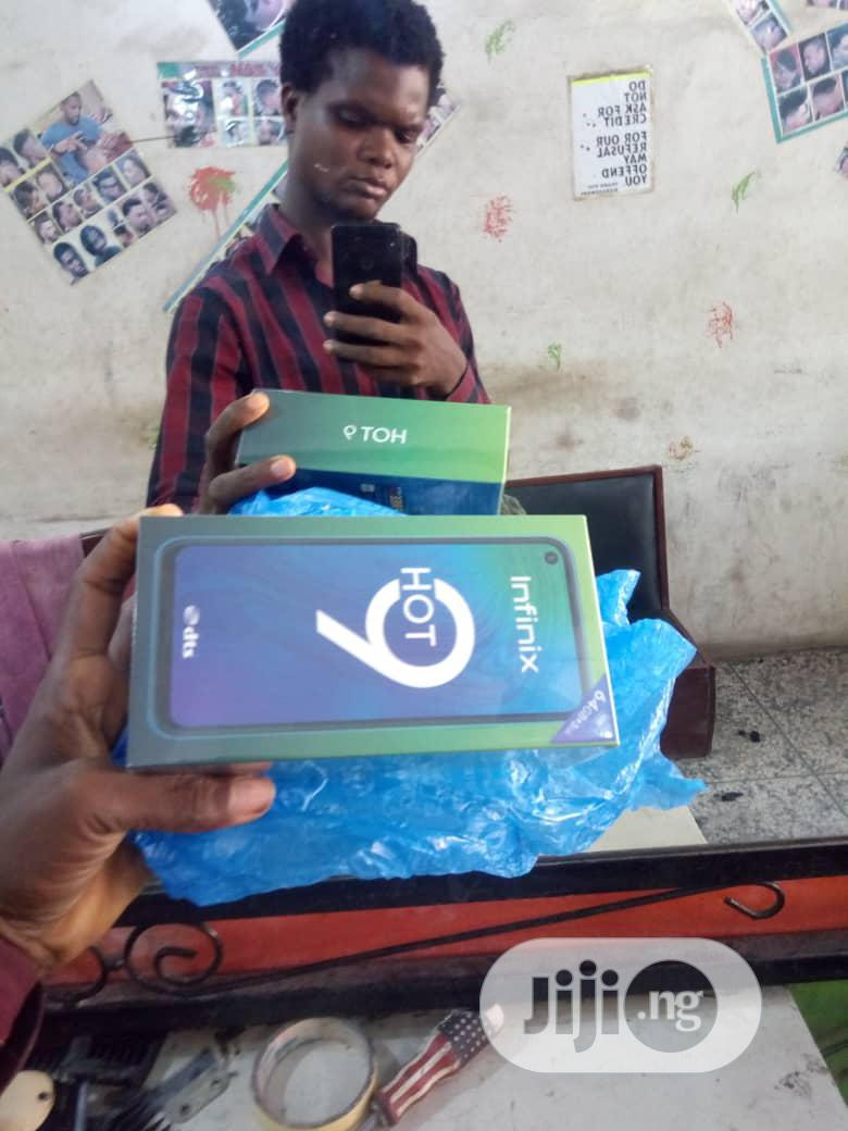 New Infinix Hot 9 Pro 128 GB Blue | Mobile Phones for sale in Maryland, Lagos State, Nigeria