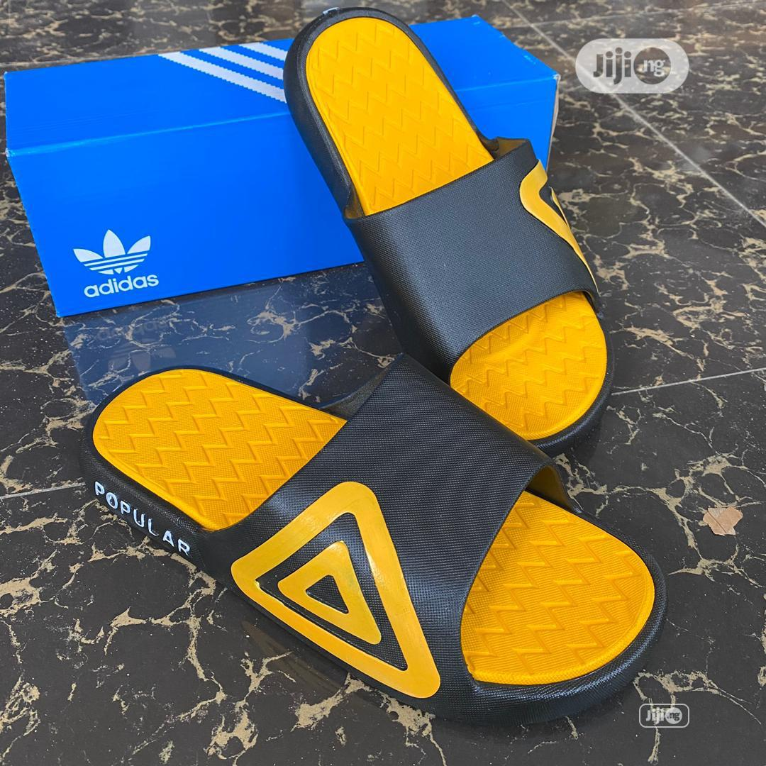 Adidas Popular Slides