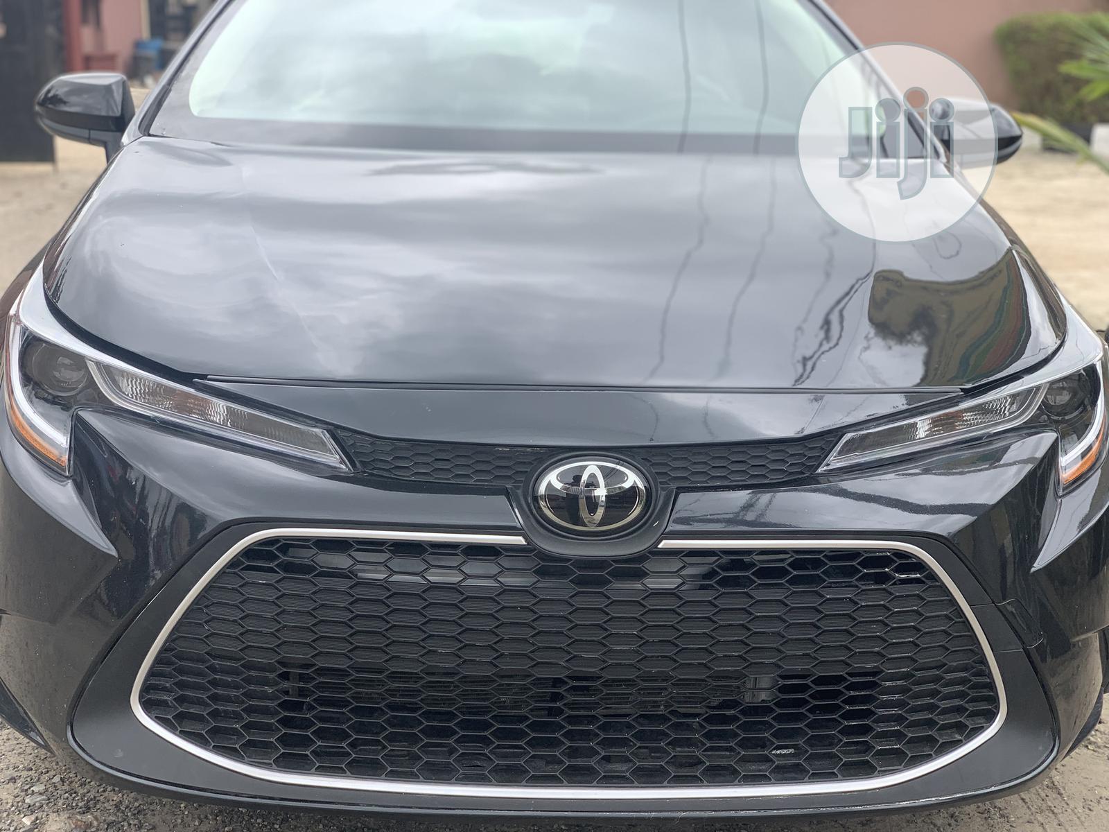 Toyota Corolla 2020 Black In Amuwo Odofin Cars Elijah Onyeachu Jiji Ng For Sale In Amuwo Odofin Buy Cars From Elijah Onyeachu On Jiji Ng