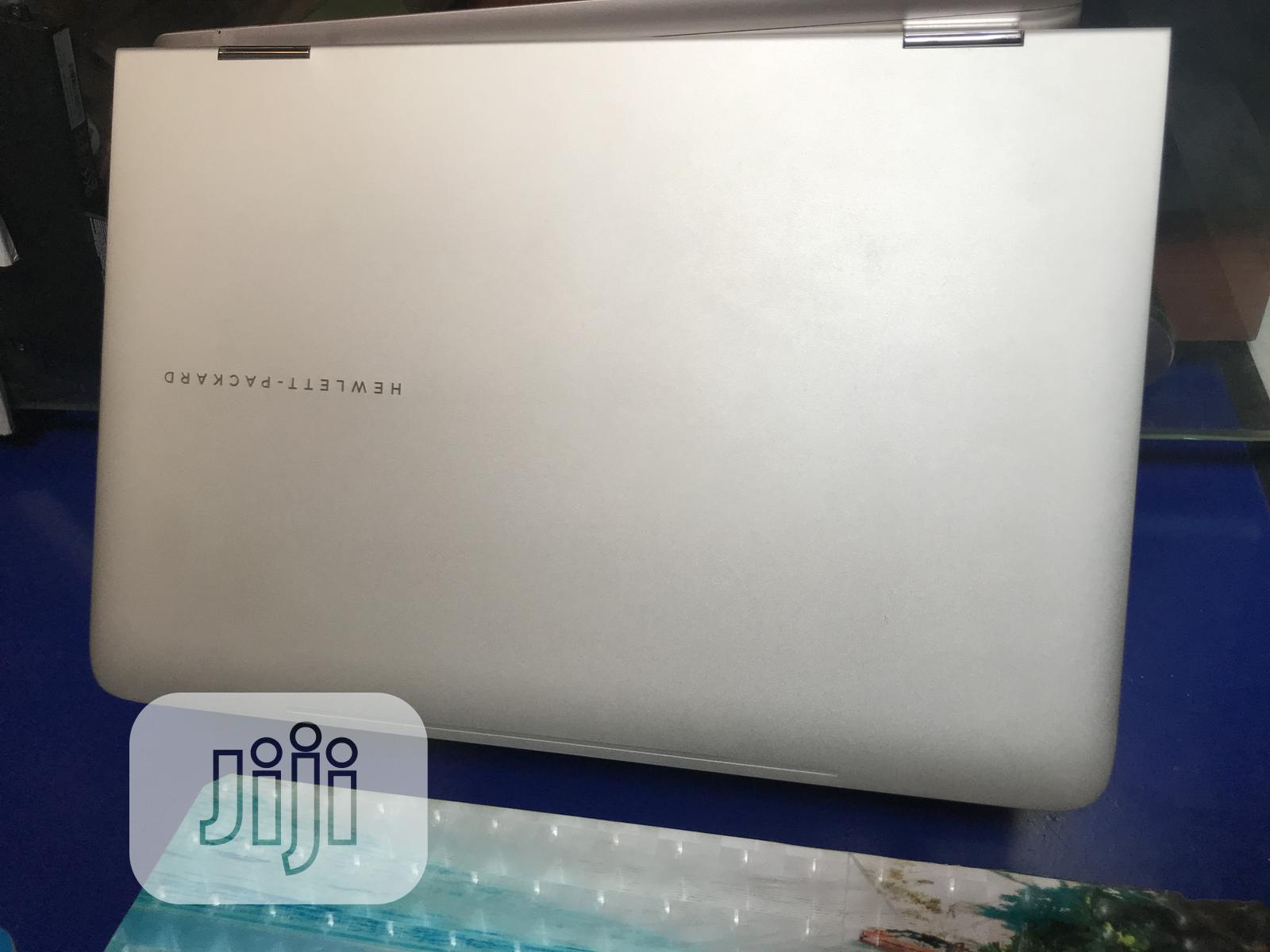 Laptop HP Spectre X360 13 8GB Intel Core I5 SSD 256GB | Laptops & Computers for sale in Ikeja, Lagos State, Nigeria