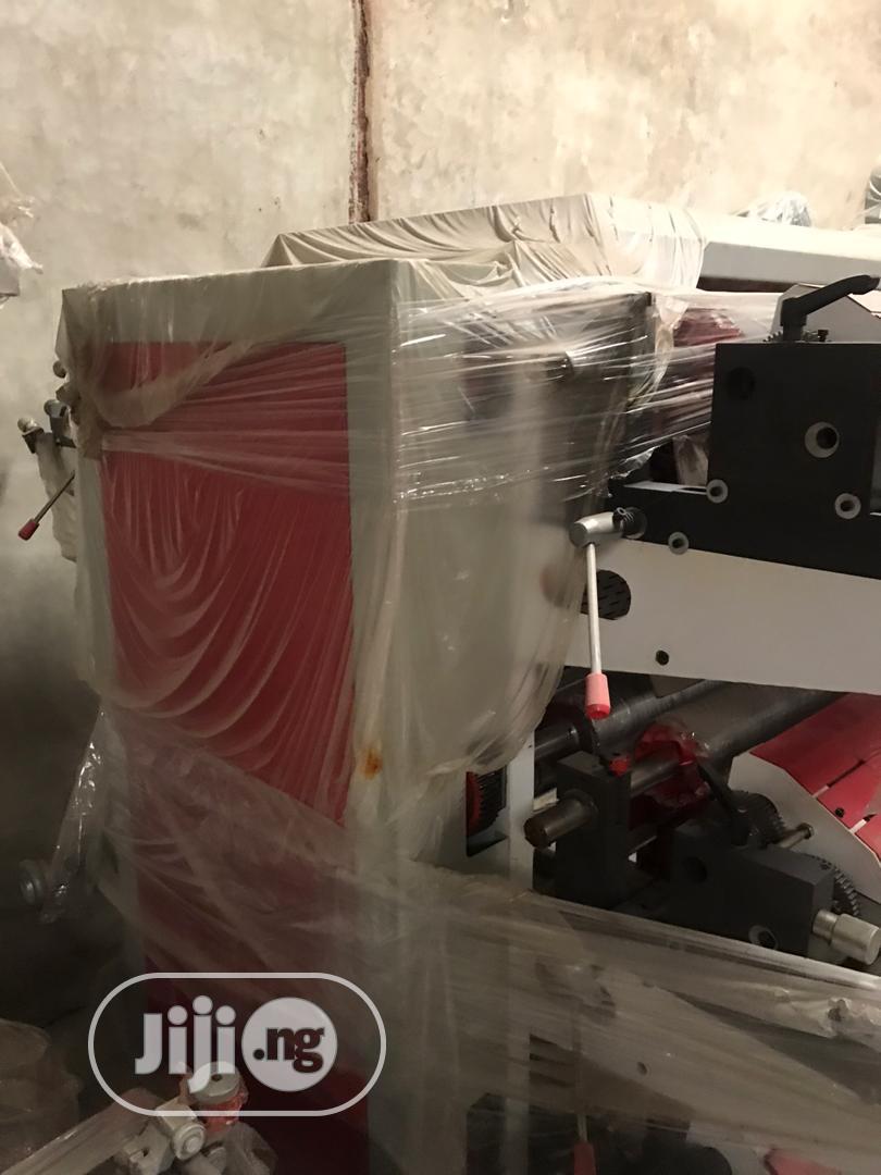 Archive: Yt4100-flexo Printing Machine