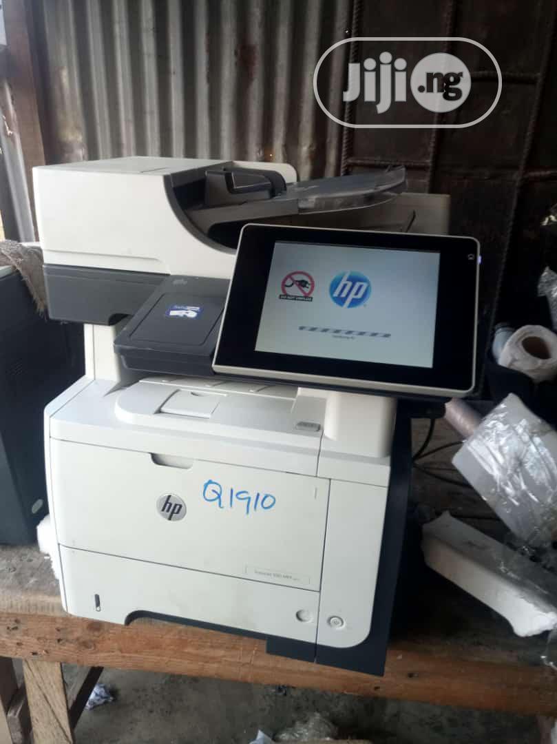 HP Laserjet Pro500m525